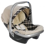 Автомобильное кресло для детей (группа 0+)