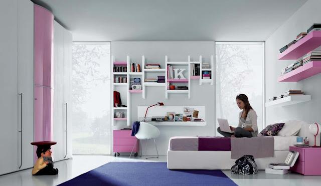 детские для девочек фото дизайн комнаты