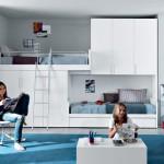 Дизайн-проект комнаты для девочек-подростков