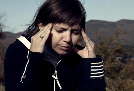 Женская депрессия - девушка в состоянии депрессии