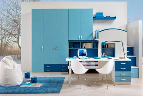Дизайн-проект детской комнаты для подростка