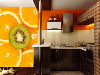 фотообои фрукты: