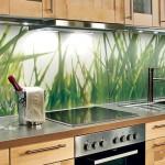 Кухонные фотообои