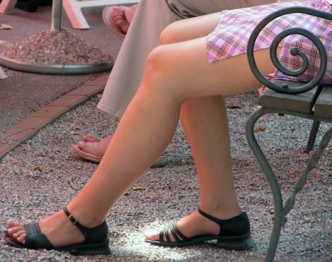 Фото красивых женских ног
