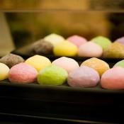 японский десерт Мочи (Mochi)