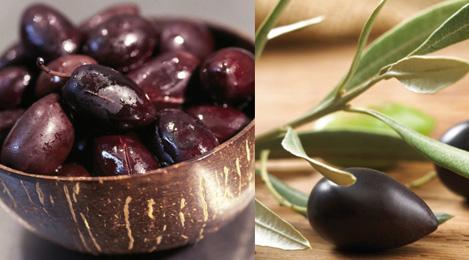 Виды оливок - оливки сорта Каламата