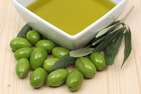 Оливковое масло из итальянских оливок
