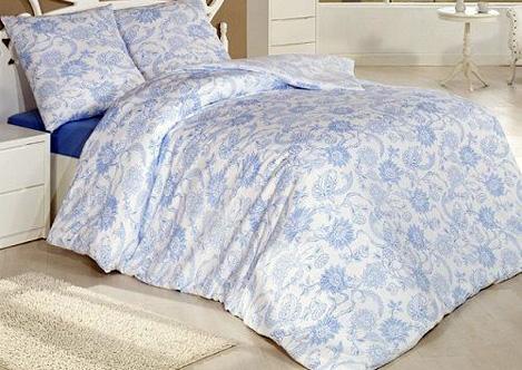 Трикотажное постельное белье acelya