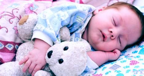 """Фото """"Ребенок спит"""""""
