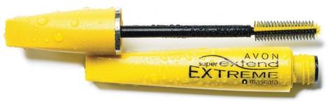 Тушь для ресниц Avon SuperExtend Extreme, водостойкая